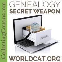 Genealogy Secret Weapon: WorldCat.org