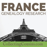 Collecting Cousins Blog: France Genealogy Research
