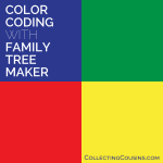 Family Tree Maker 2017: Color Coding