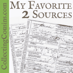 Collecting Cousins: My Favorite 2 Family History Sources